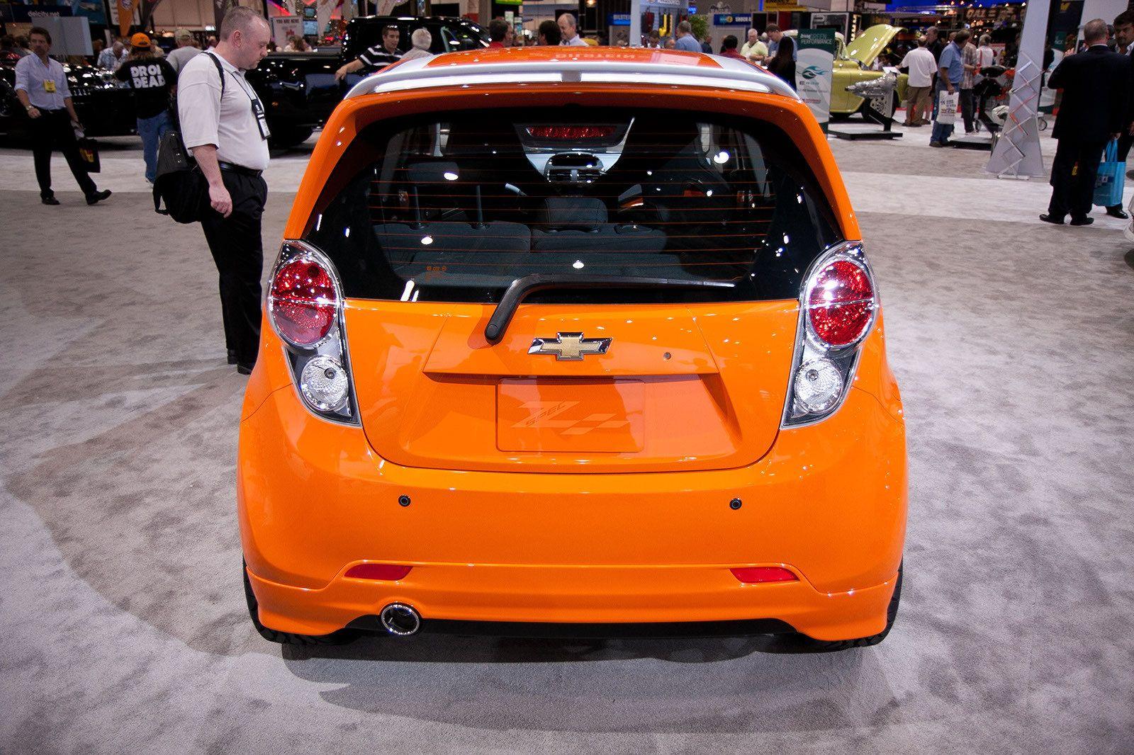 2010 Chevy Spark Z Spec Concept In 2020 Chevrolet Spark Chevy Chevrolet