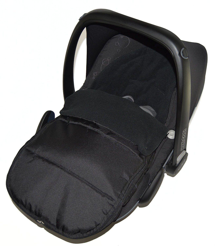 Autositz Fuasack Cosy Toes Kompatibel Mit Maxi Cosi Cabrio Black Jack In 2020 Jack Black Car Seats Black