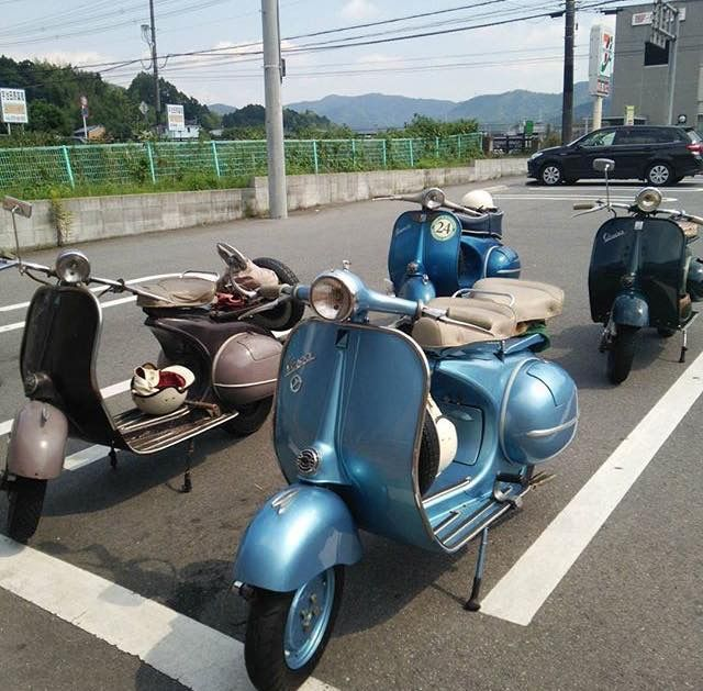 die besten 25 treibstoff motorroller ideen auf pinterest rote vespa vespas und vespa. Black Bedroom Furniture Sets. Home Design Ideas