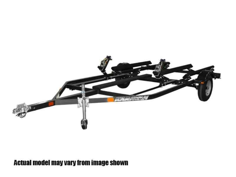 New 2016 Karavan Watercraft Steel WCE-2200-84 Snowmobile