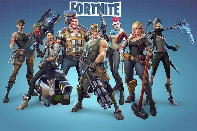 Vivid Colors Big Size 24 X36 Ready For Wall Or Framing Fortnite Battle Royale Game Gaming Posters
