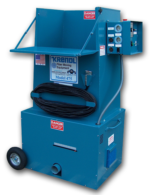 Krendl 475 Portable Electric Insulation Blowing Machine | Insulation ...