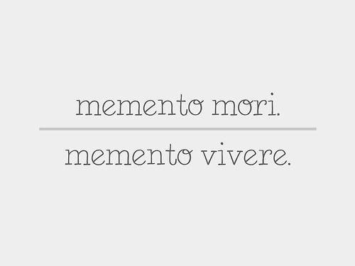 Image Result For Memento Mori Memento Vivere