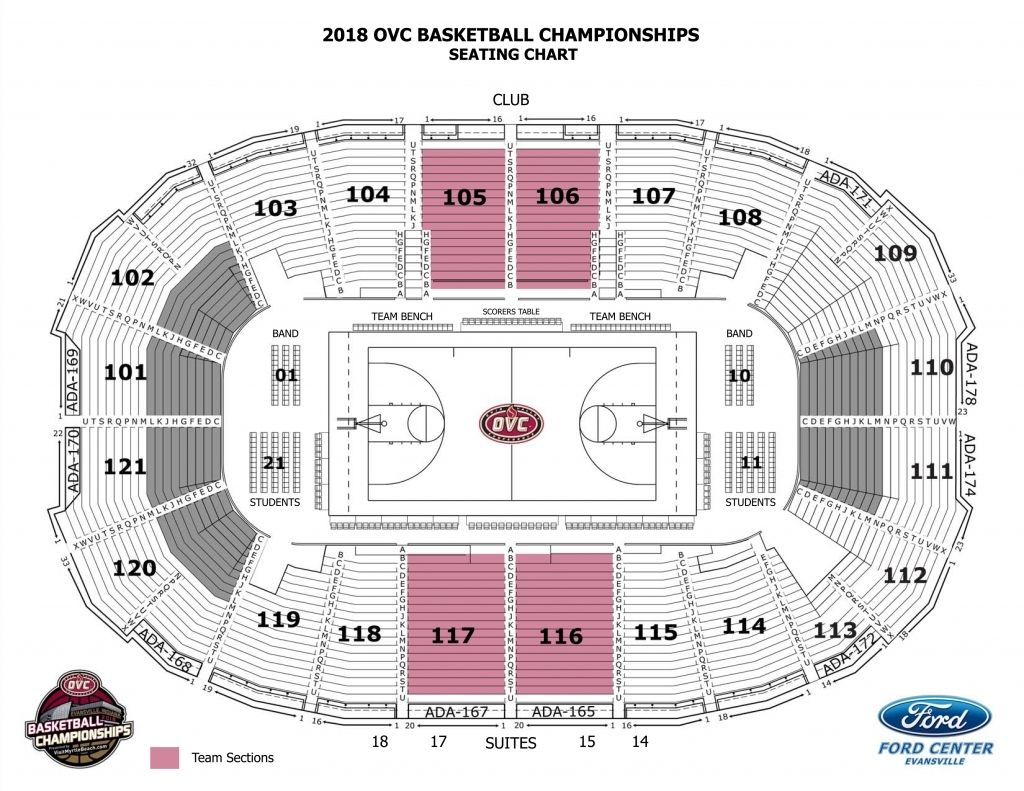 The Most Amazing In Addition To Interesting Ford Center Evansville Seating Chart Di 2020