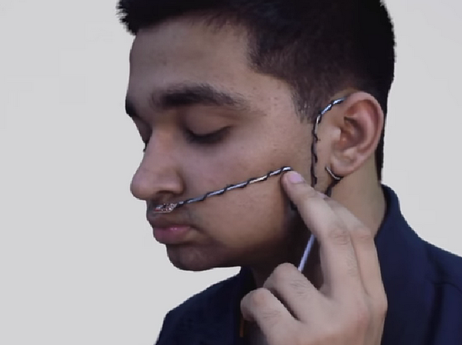 Arsh Shah Dilbagi: Wonder Teen, First To Develop Device Converting Breath To Speech At Google Science Fair [PICS + VIDEO]