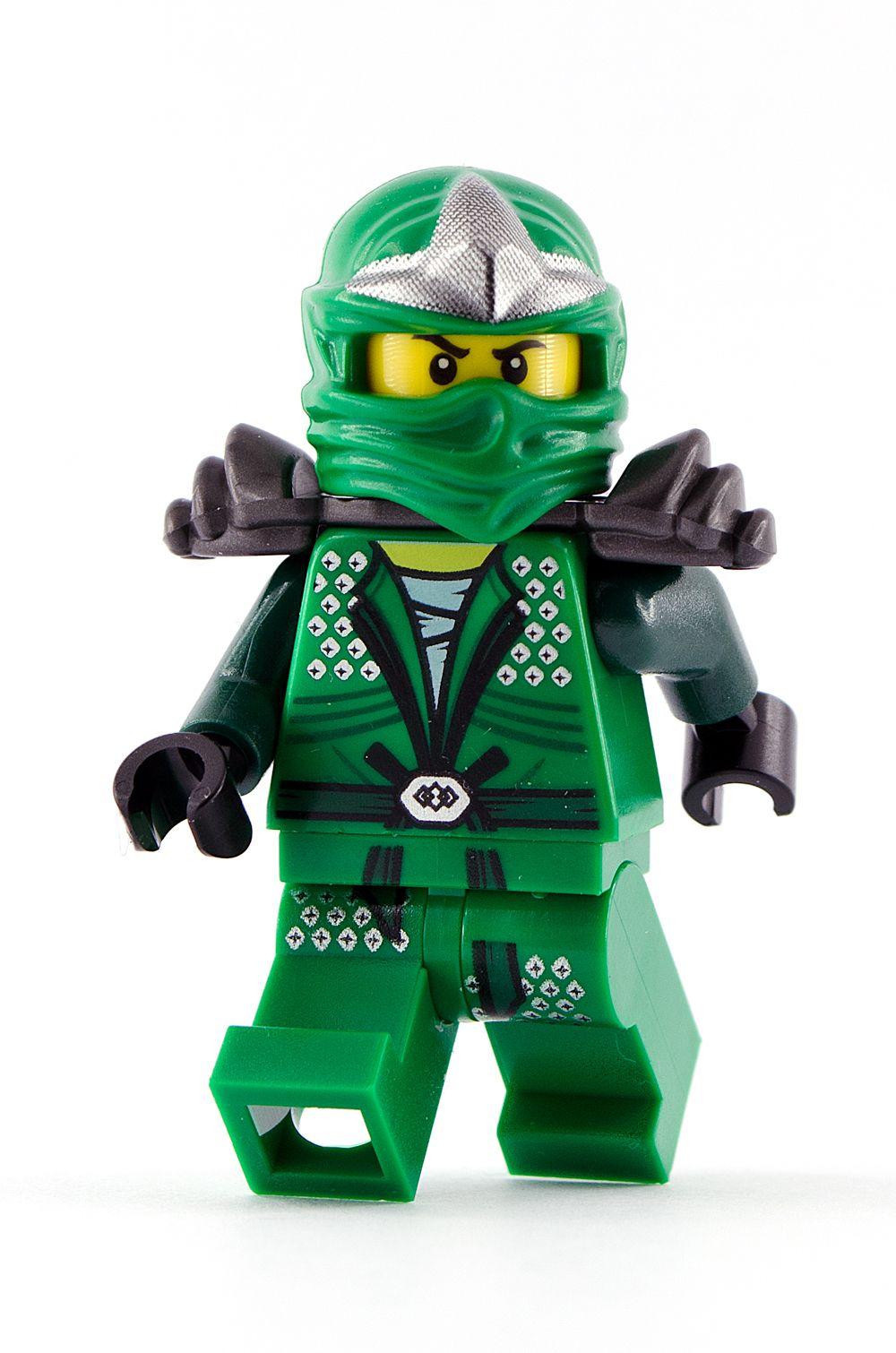 Lego Lloyd Green Ninja Figurine lego ninjago Movie figurine Series Figure