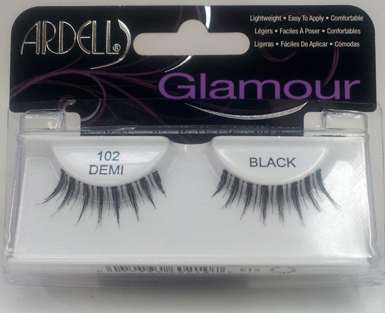 00c51aee113 Ardell Fashion Lashes Eye Lashes 102 - Black (1 Pack) | Products ...