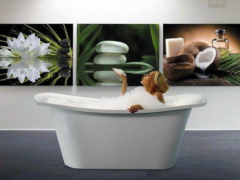 Aquatica launches the new LoveMe Freestanding Stone Bathtub