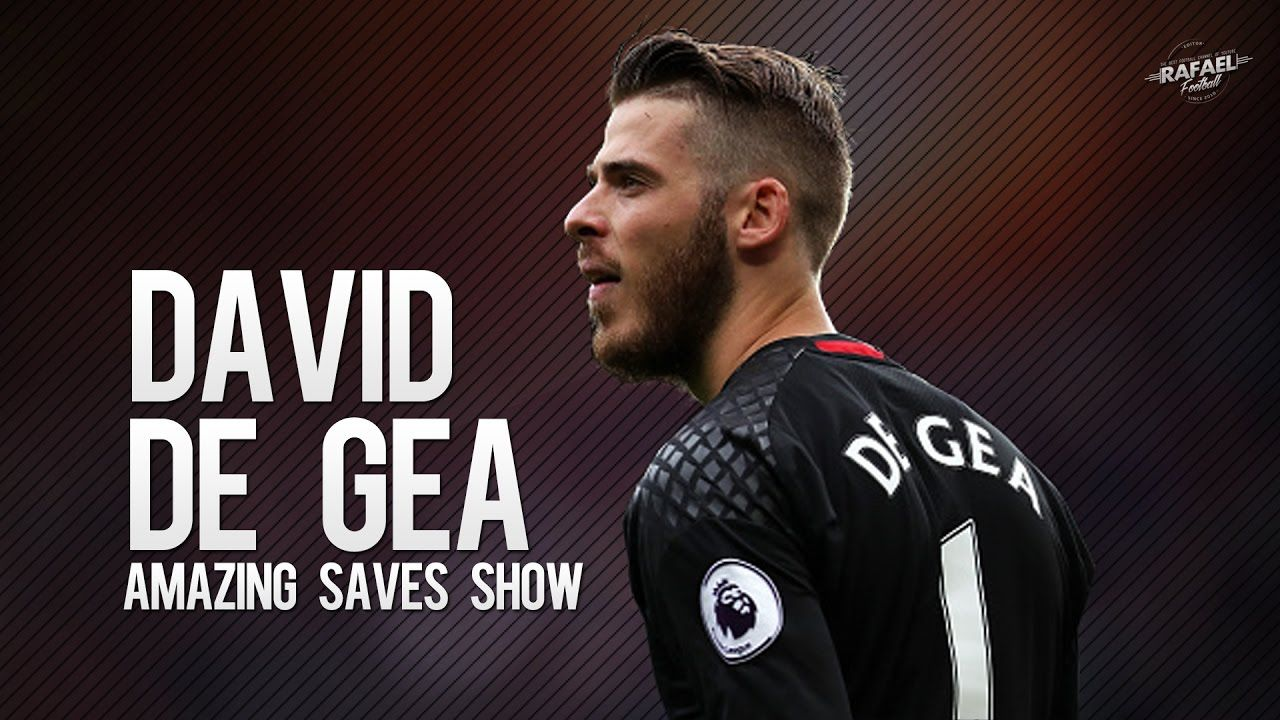 David De Gea MU Wallpaper