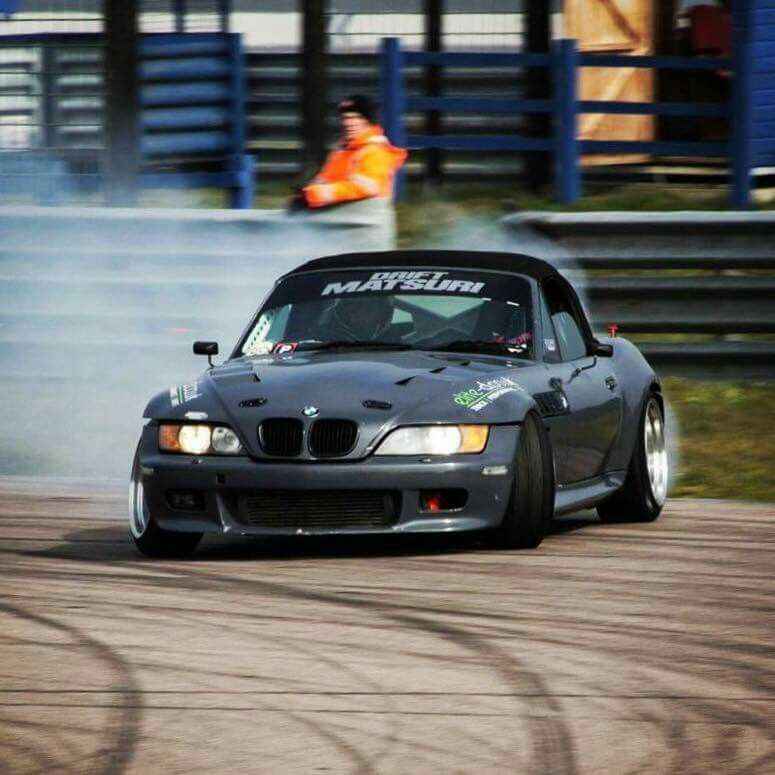 Bmw Z3 Drift Car