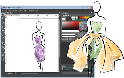 Youth Digital Fashion Design Course