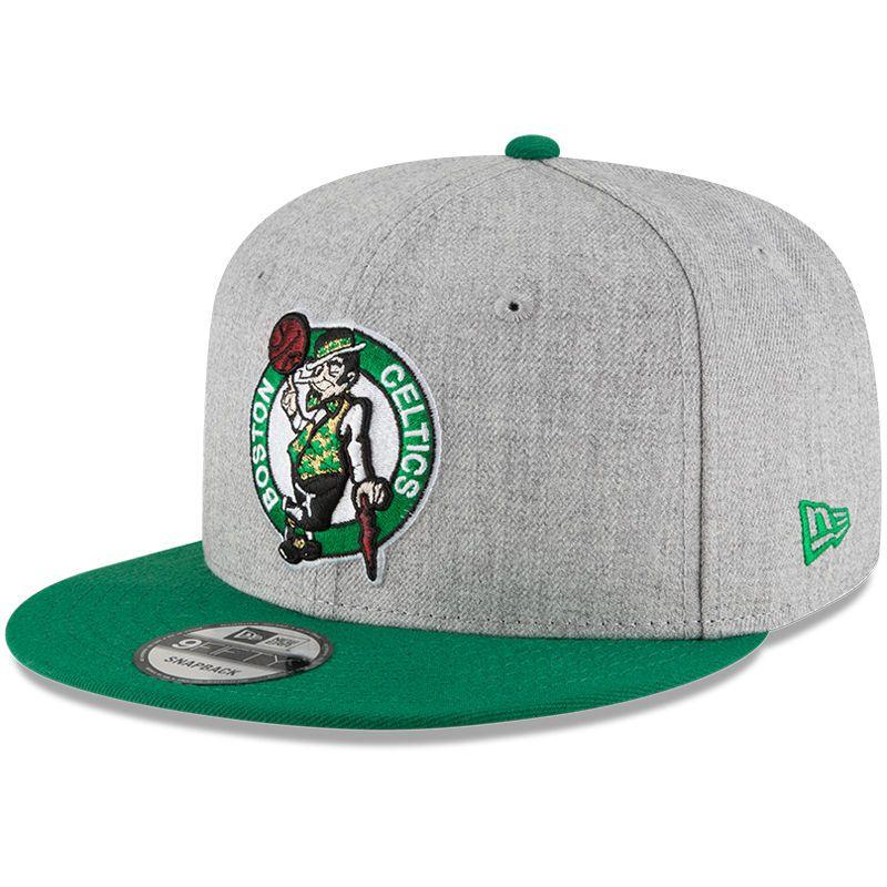 New Era Boston Celtics Team Hit Youth Snapback