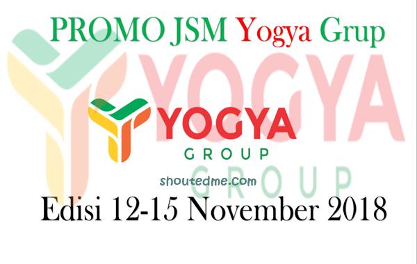 Promo Jsm Yogya 12 15 November 2018