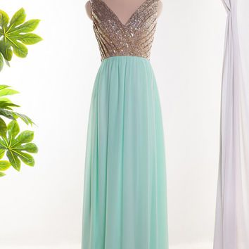 Best Mint Green Bridesmaid Dresses Products on Wanelo ...