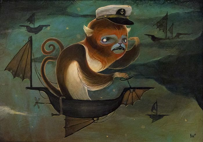 The Captain by ~god-of-insects on deviantART
