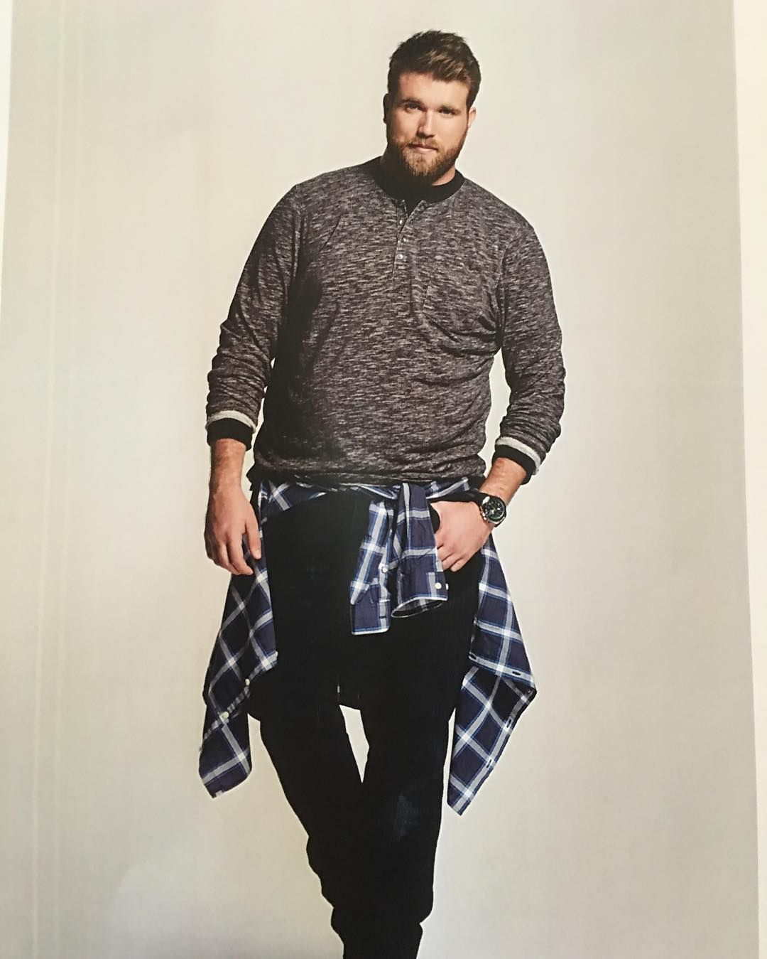 018daf99658ad Pin by Gianna Quinci on Art Direction   Backgrounds+Treatments   Pinterest    Plus size men, Mens fashion and Big men fashion