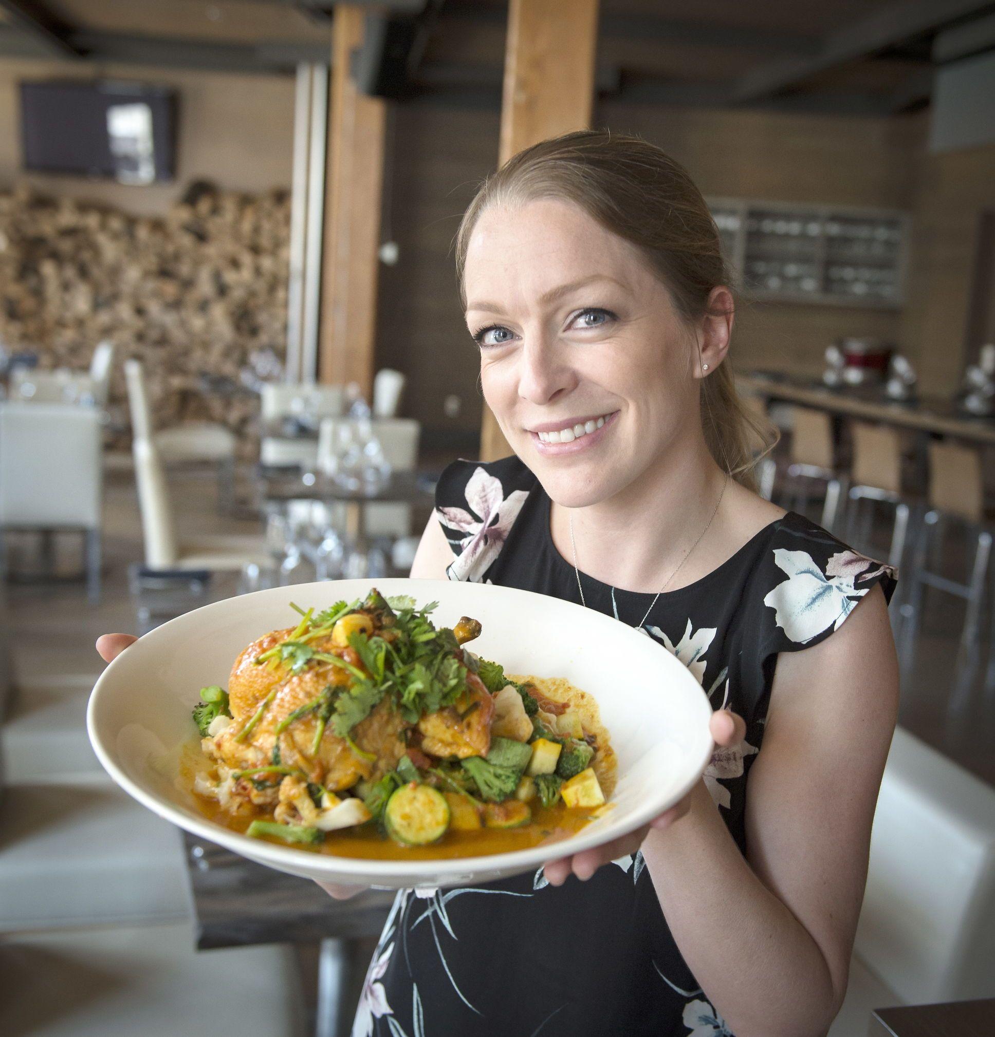 Annie Villeneuve Nous Devoile Une Recette Savoureuse Cette Semaine Food Moroccan Dishes Recipes