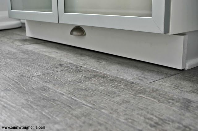 IKEA Hack Pull Out Step Stool Under Cabinet For Kids To Reach Sink Guest  Bathrooms,