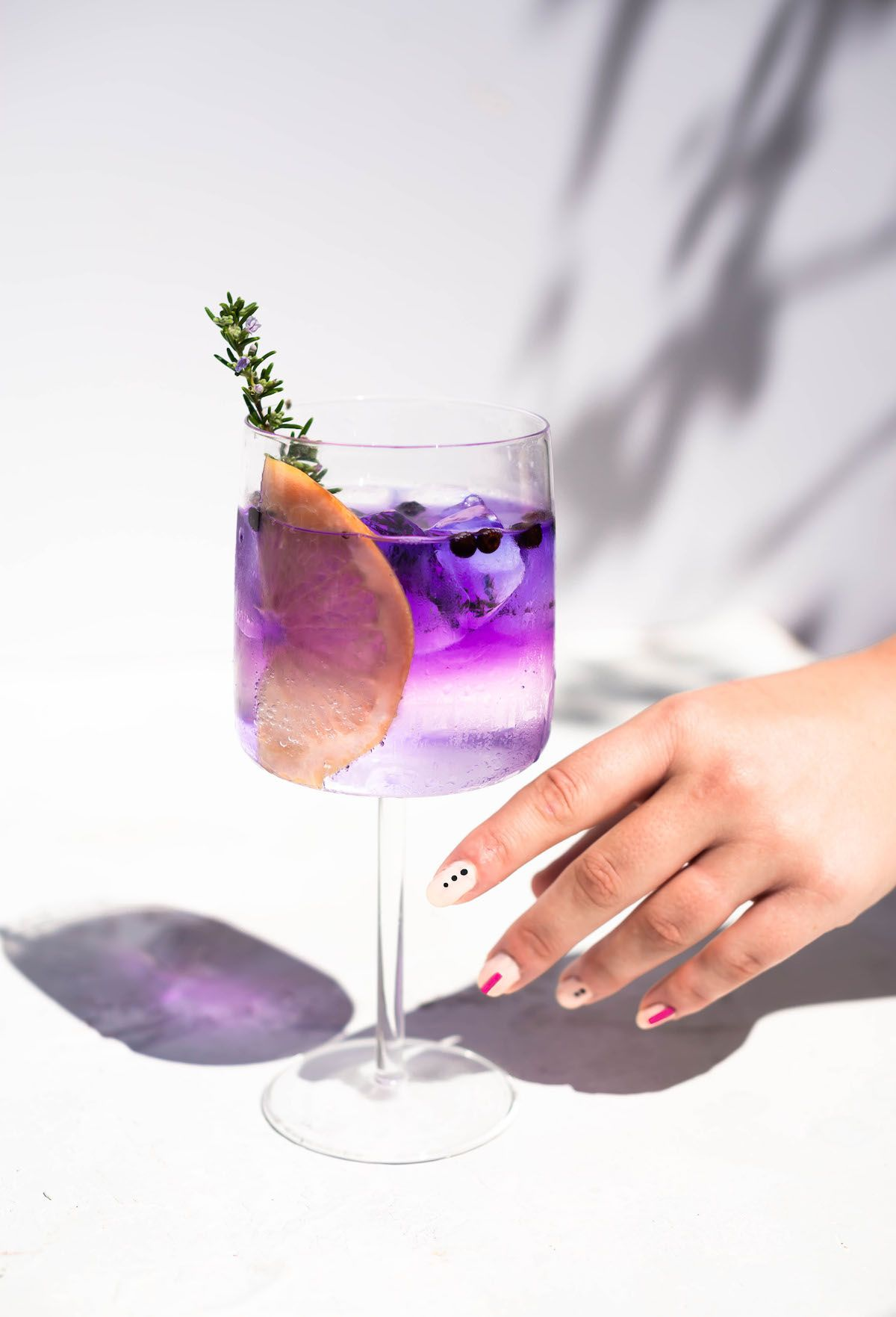 Empress Elderflower Spanish Gin & Tonic - Craft and Cocktails