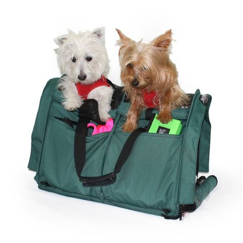 Extra Large Divided SturdiBag™ Pet Carrier -  - Sturdi Products - 1