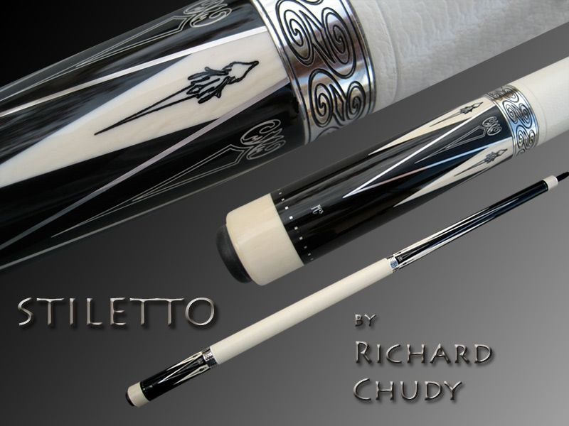 Richard Chudy Rc3 Cues Stiletto Cue Pool Cues Cue Snooker
