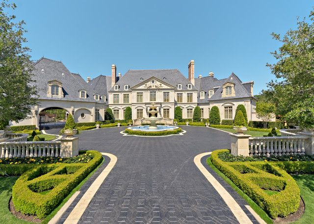private residence - french formal