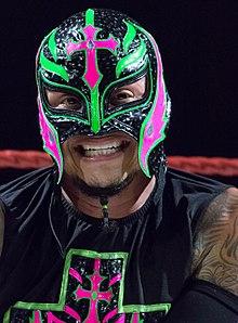 Rey Mysterio Wikipedia Mysterio Wwe Best Wrestlers Wrestling Wwe