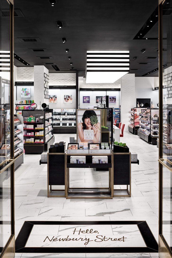 Sephora Studios Will Change Makeup Shopping As You Know It Retail Design Design Sephora