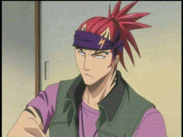 Renji Abarai - Arc Bount | Bleach | Manga anime, Anime i Manga