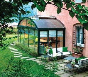 Veranda all\'inglese | giardino | Pinterest | Veranda, Inglese e Terrazzo
