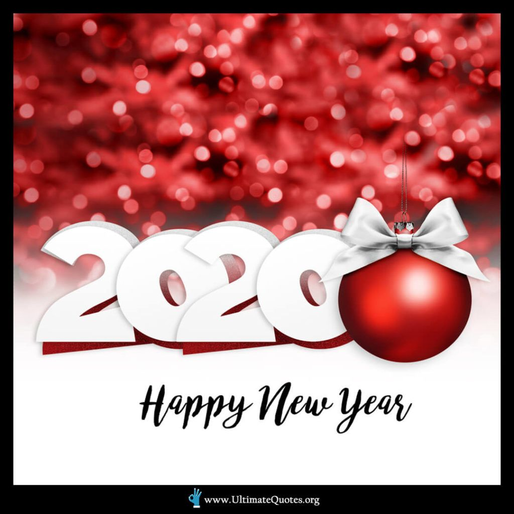 450+ Happy New year 2020 Images Quotes Wishes » Ultimate