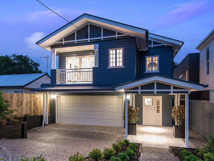 บ้านสีน้ำเงิน
