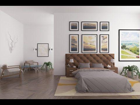Tutorial 01 Vray Rendering An Interior Scene 3ds Max 1080p Youtube Interior Home Decor Design