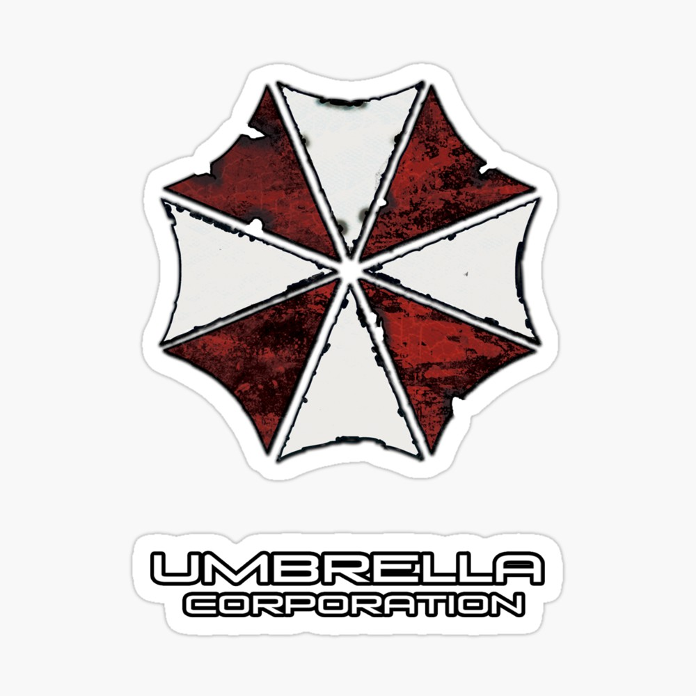 Umbrella Corporation Iphone Case Ipod Case Ipad Case And Samsung Galaxy Cases Art Print By Kgphotographics Samsung Galaxy Cases Iphone Cases Galaxy Case