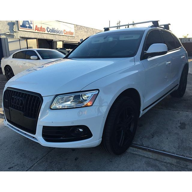 DIPYOURCAR / XYTEK AUTHORIZED: Audi Q5 complete chrome trims