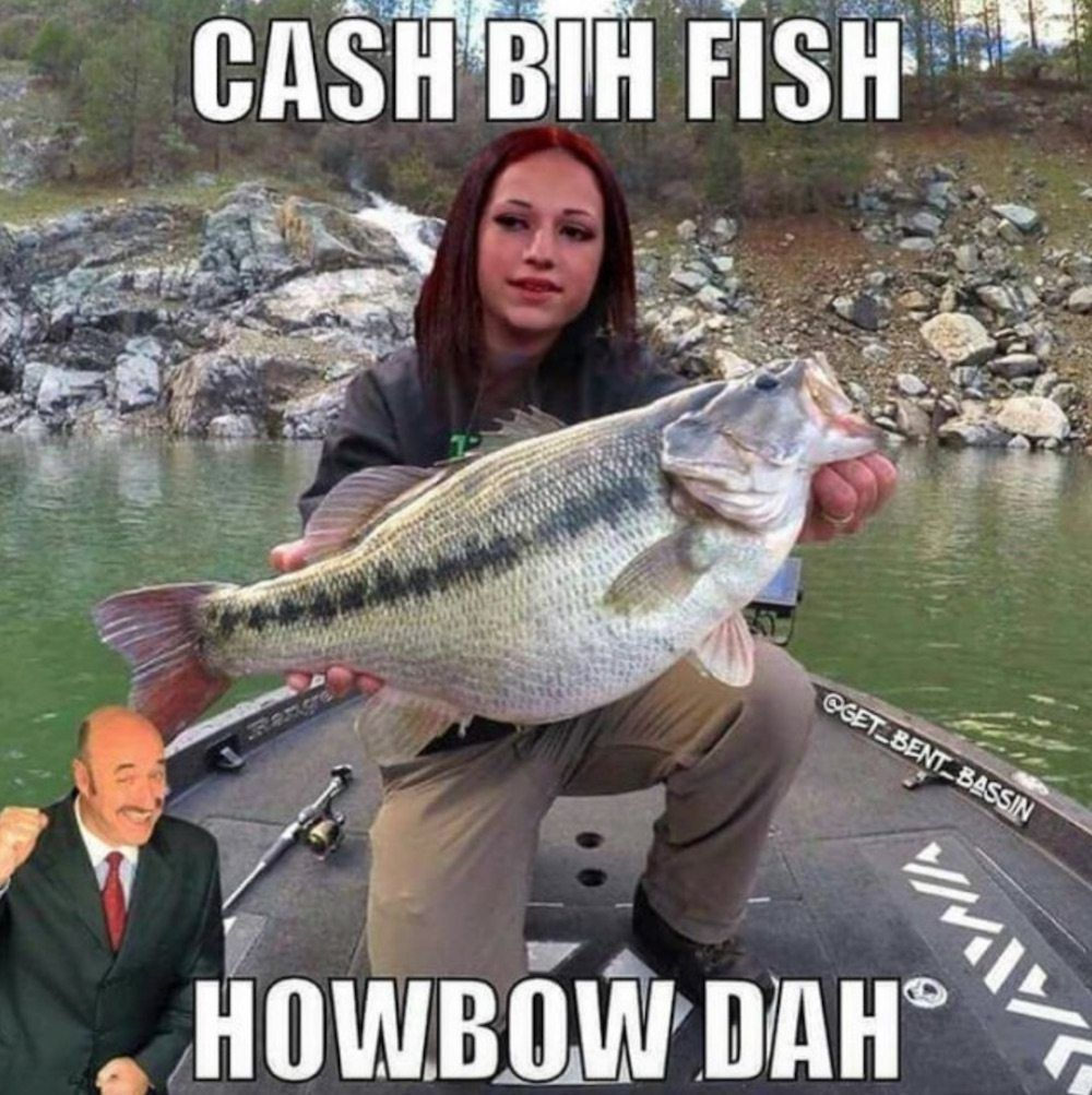 5 Hilarious How Bow Dah Hunting And Fishing Memes Funny Fishing Memes Fishing Memes Fishing Humor