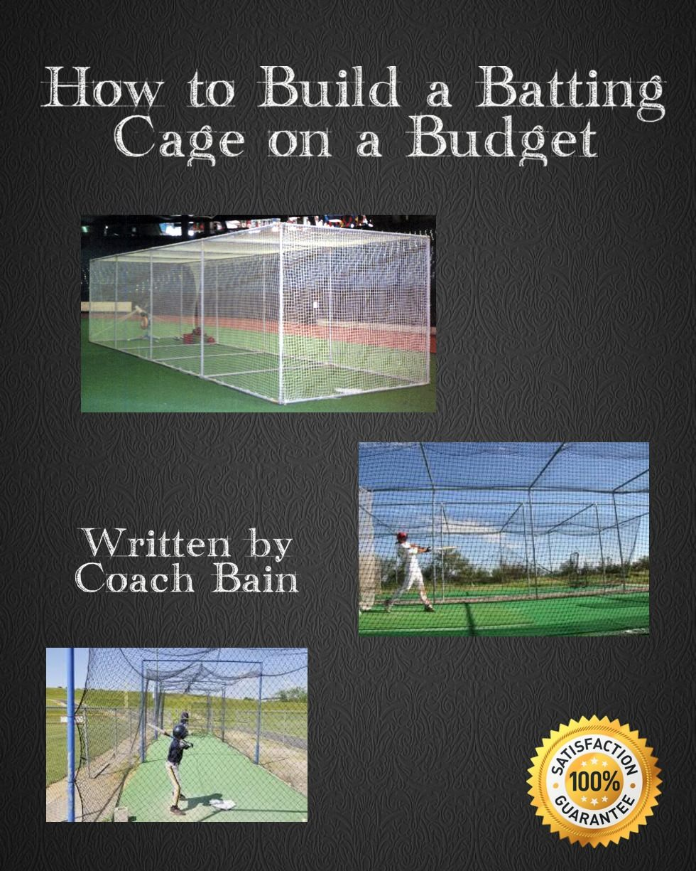"""Easy to Follow Instructions on """"How To"""" Build a Batting ..."""
