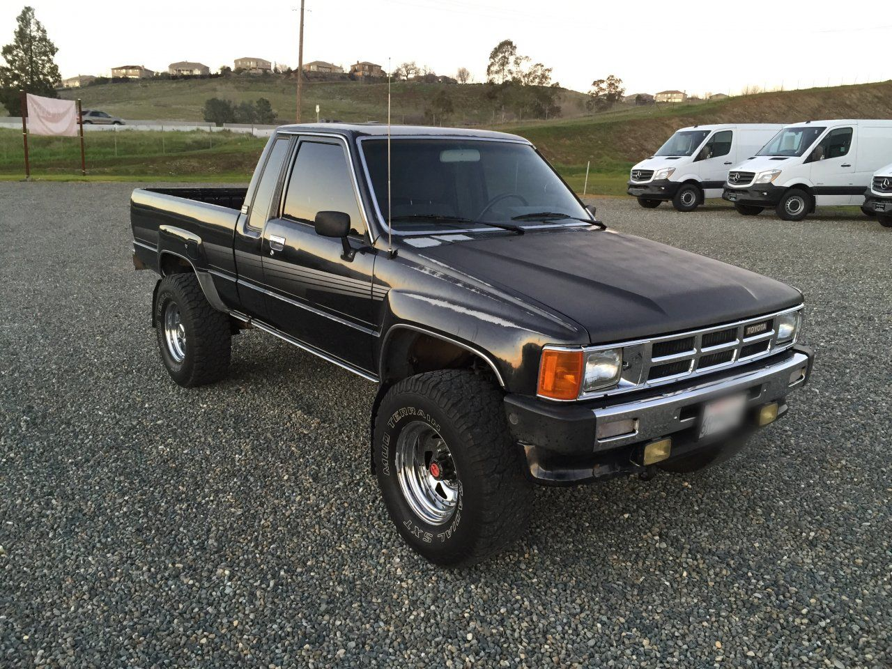 For Sale 1986 Toyota 4x4 Xtra Cab Turbo Toyota 4x4 Toyota