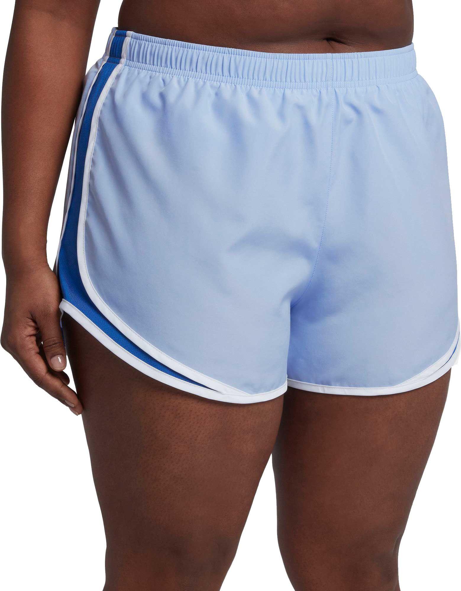f5f54bcf5b3 Nike Women s Plus Size Dry 3   Tempo Running Shorts