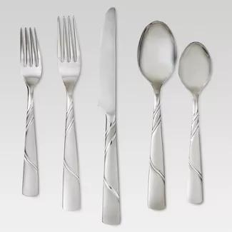 Silverware Sets Flatware Dinnerware Kitchen Dining Target