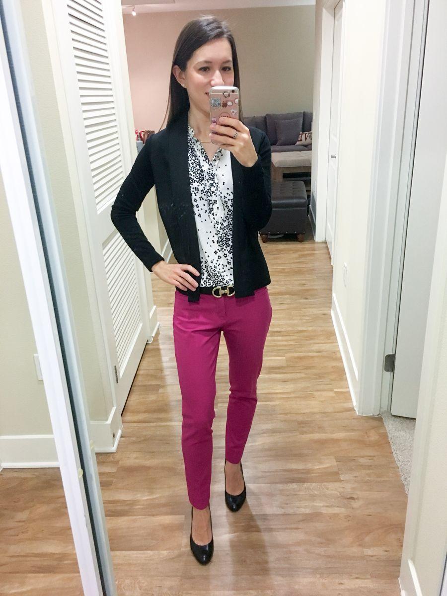 6be8161d5265 Petite Style Script Instagram Outfits #3 | Weekend Sales | LOFT Fit Reviews  | Best