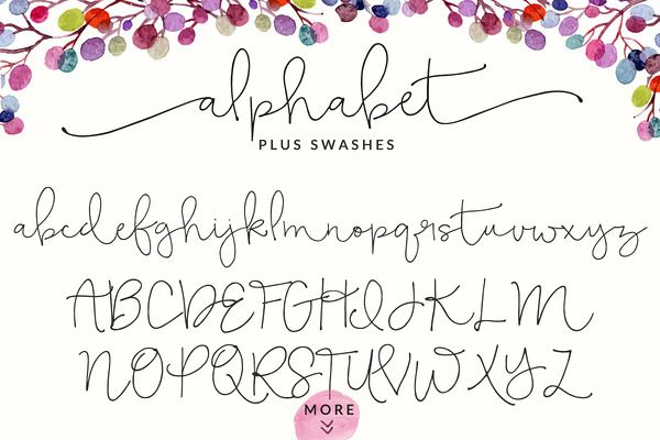 Bellwethers Font by Angie Makes on Creative Market | type
