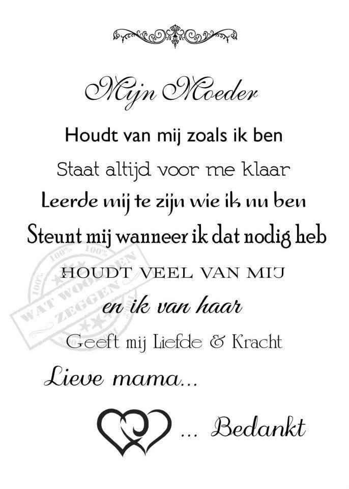 Citaten Voor Moederdag : Moeder gedicht ️ pinterest moederdag vaderdag en