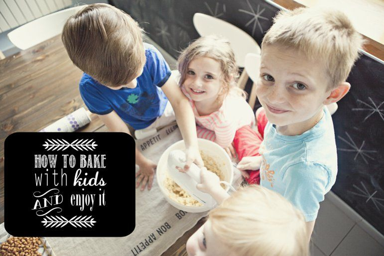 How To Bake With Kids {and actually enjoy it!} What I have discovered about baking with kids while living here in Paris