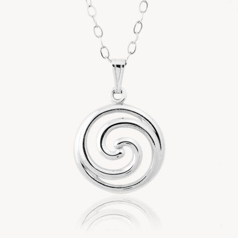 Celtic spiral pendant celtic promise irish solo dresses celtic spiral pendant celtic promise aloadofball Image collections