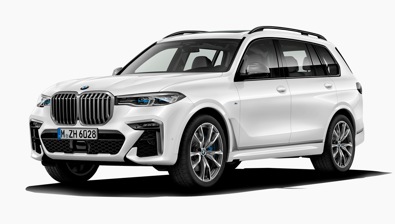 BMW X7 body Kit Body Kits and Ground Effects in 2020