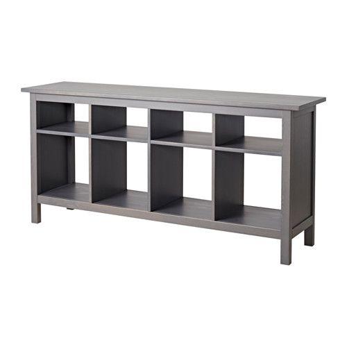 Hemnes Console Table White Stain 61 3 4x15 3 4 Hemnes Ikea
