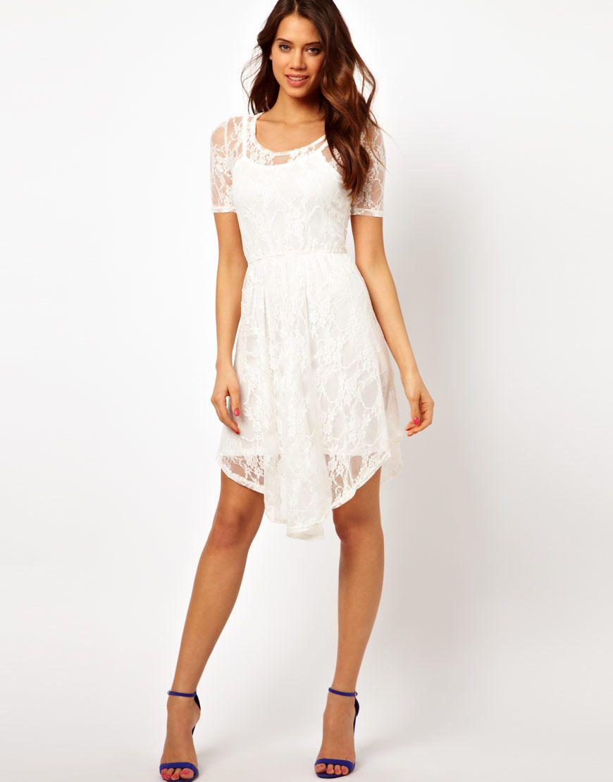 Rare Lace Dress