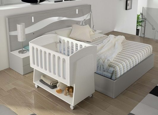 Minicuna colecho http://www.mamidecora.com/muebles-transformables ...
