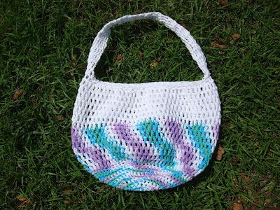 Airy Summer Hobo | Crochet Bags/Holders | Pinterest | Bolsos de hobo ...